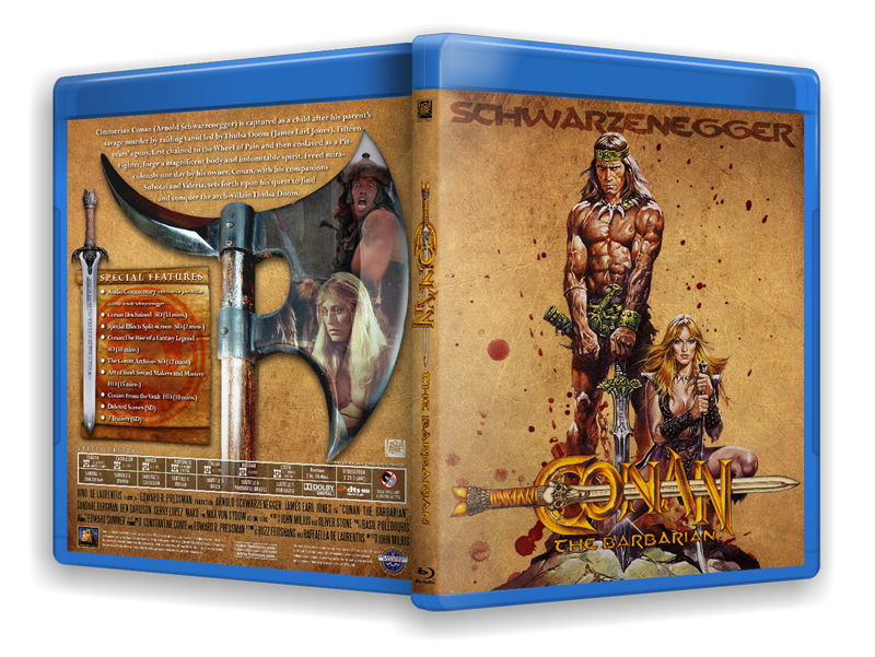 While we're on the subject of DVD covers vs Movie posters... Smallconan1fox