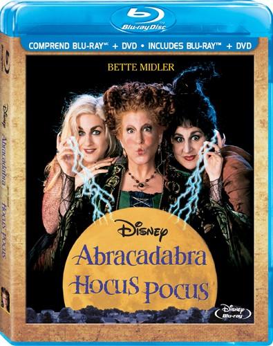 [Disney] Hocus Pocus : Les Trois Sorcières (1993) - Page 3 Abrac