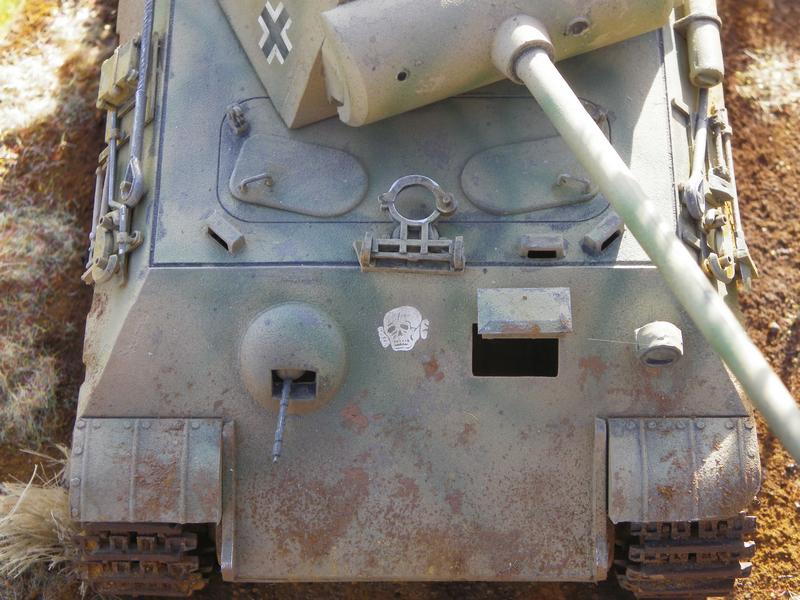 PANTHER sd.kfz171 - Tamiya - 1/35 Imgp3048