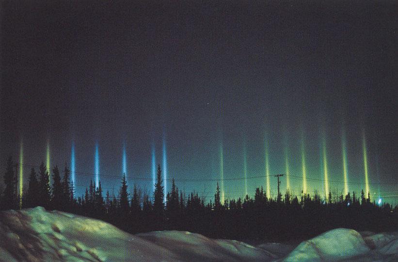 Piliers de lumière (Light pillars) Pillarstapebig