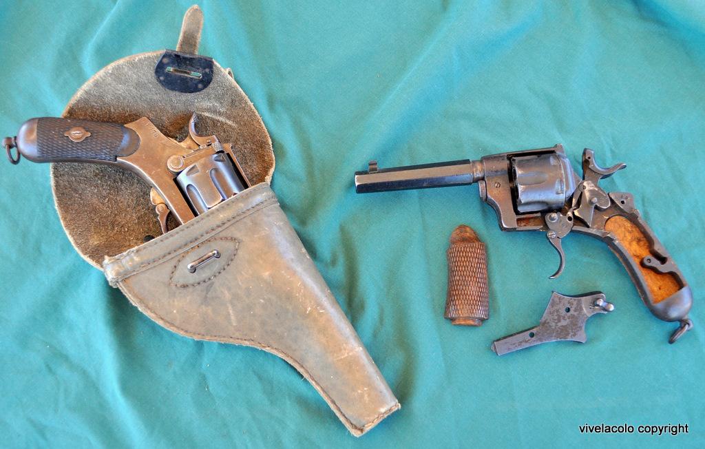 Pistola Rotazione, Sistema Bodeo, Modello 1889 Dsc0385h