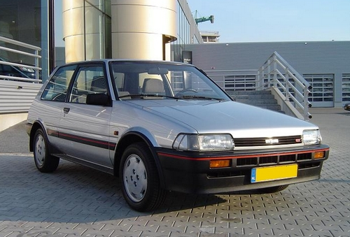 La série E80 traction Corollaae82