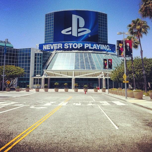 Conférence Nintendo E3 2012 E32012la1