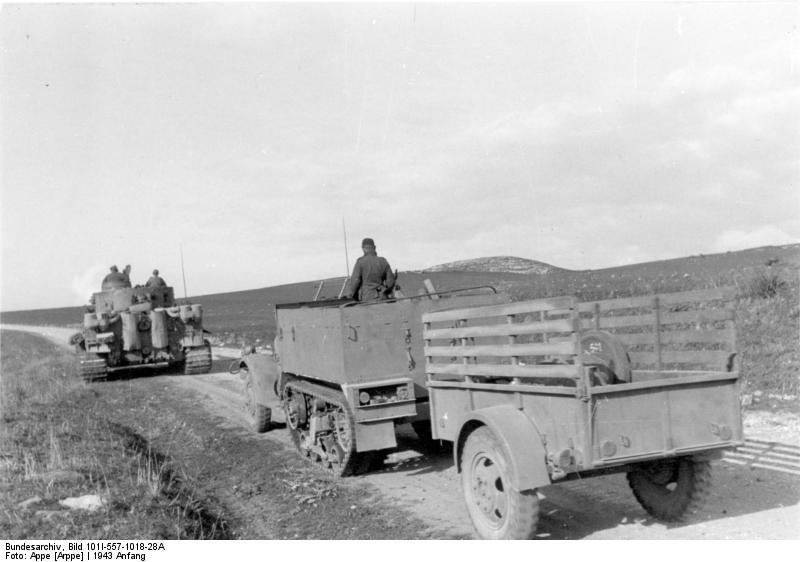 Tiger I du sPzAbt. 501 en Tunisie 1943 Tigerinr131spzabt501tun