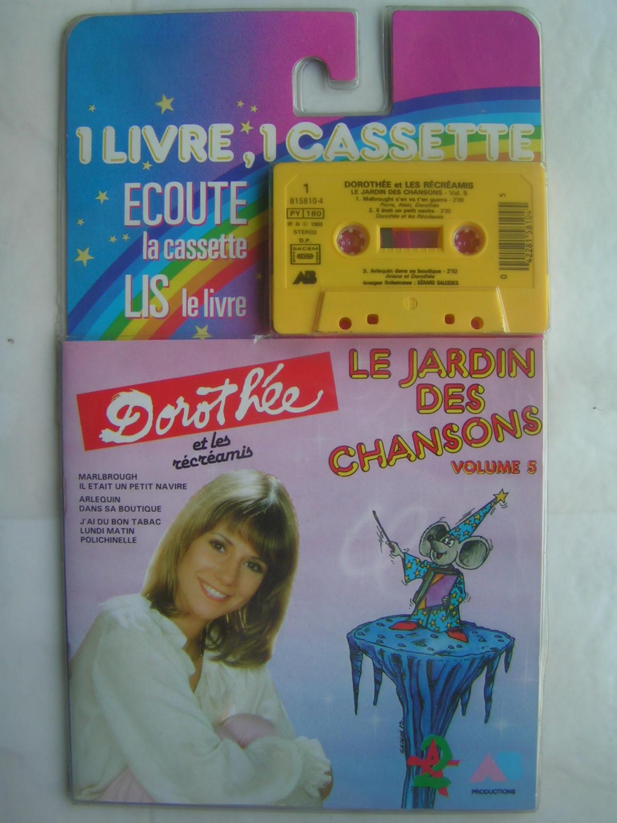 Dorothée et AB Productions (Récré A2 - Club Dorothée) Pict0004qi