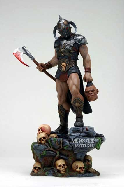 Barbarian Fan Collection Heroic-Fantasy (MAJ 01/01/13) Decimator1
