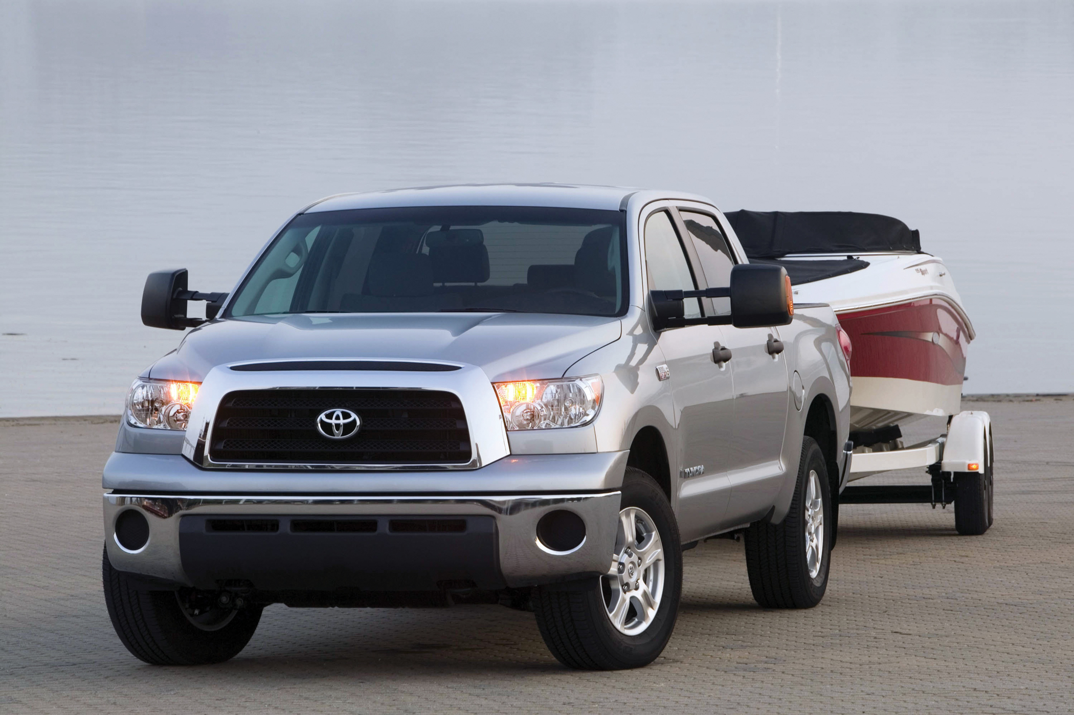 Le Pickup Tundra 1 & 2 Toyotatundracrewmax