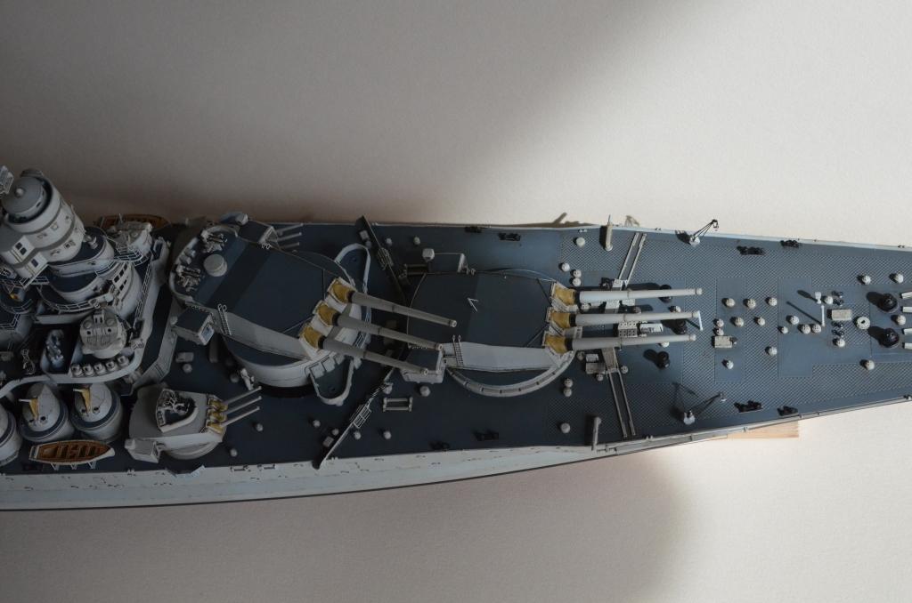 RN ROMA au 1/350 avec Kit Flyhawk. Xvez