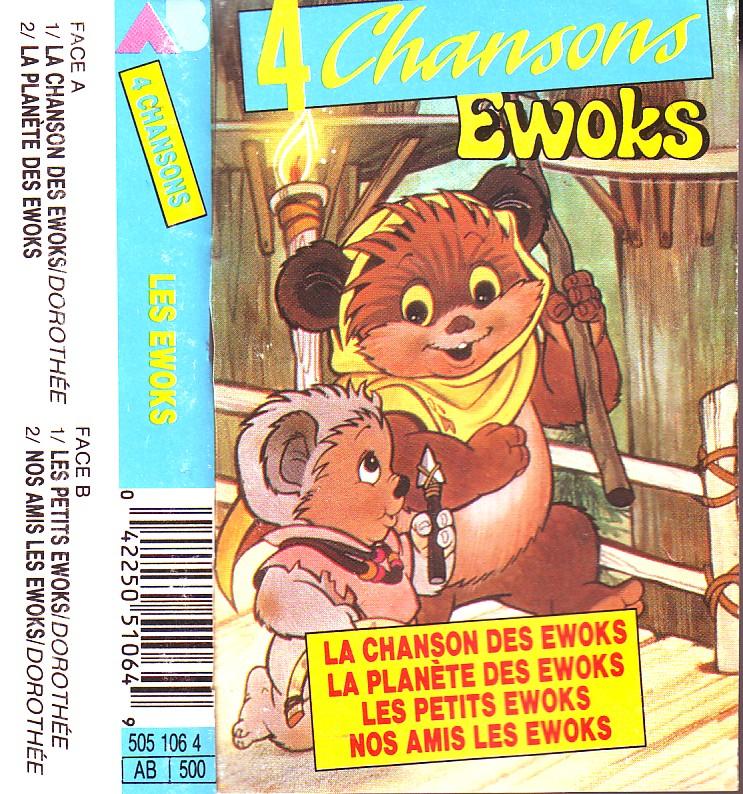 Dorothée et AB Productions (Récré A2 - Club Dorothée) Ewoks1