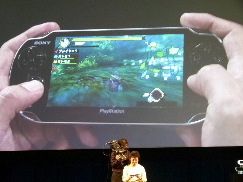 Sony - Vita Mhp3dl02