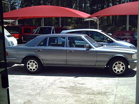 W126 500 SEL 5.0 V8 1990/1990 - R$ 27.300,00 500sel19902