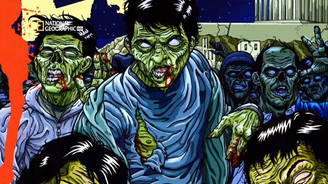 La Verdad sobre los Zombies (Documental) Nationalgeographiclaver