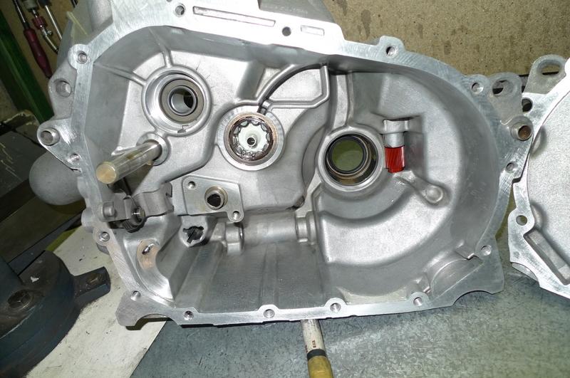 Reconversion de mon Escort MK3 Ghia en Escort RS 1600i - Page 5 P1040932i