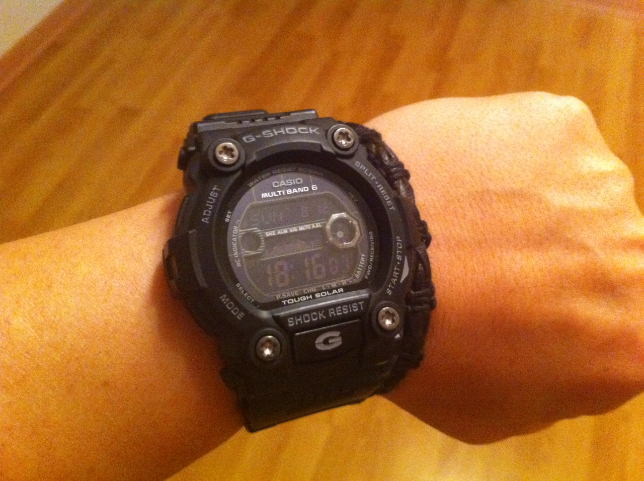 Mi nuevo G-SHOCK 7900 GW-1ER ALL BLACK 42512106