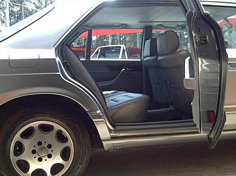 W126 500 SEL 5.0 V8 1990/1990 - R$ 27.300,00 500sel19907