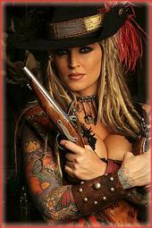 Lady Sparrow
