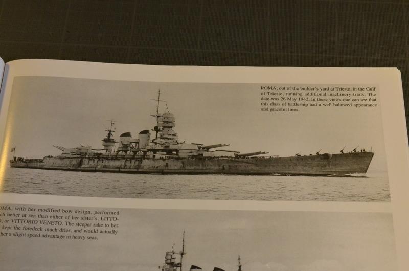 RN ROMA au 1/350 avec Kit Flyhawk. - Page 4 Dsc0840zy