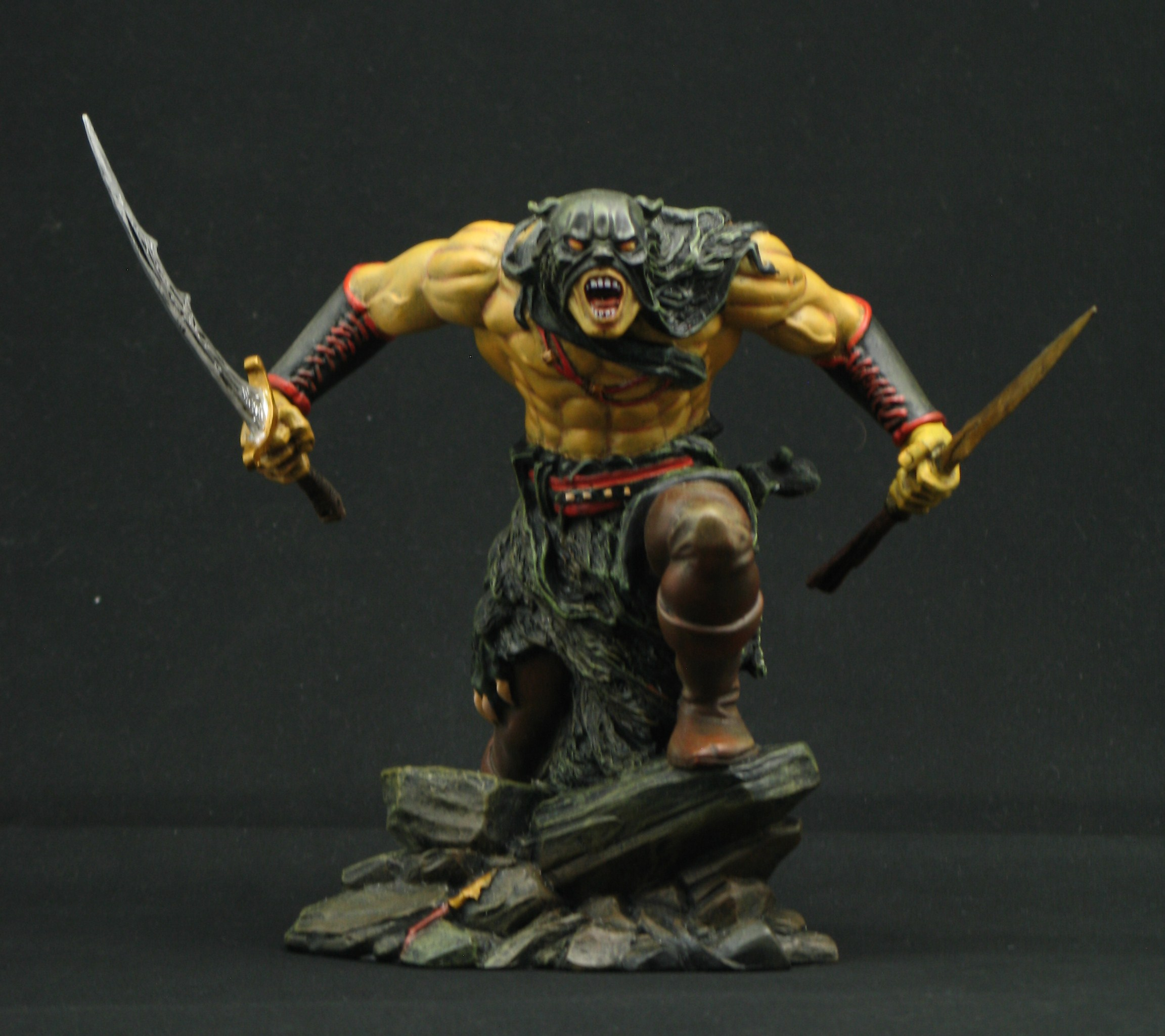 Barbarian Fan Collection Heroic-Fantasy (MAJ 01/01/13) 20090306statuecollectioq