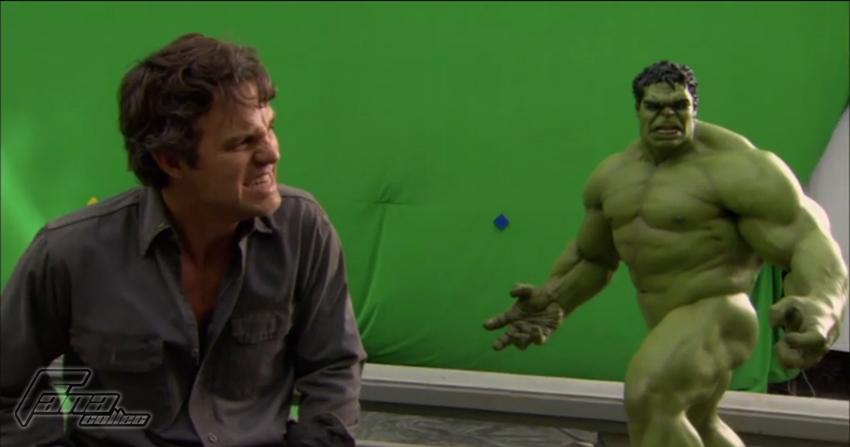 [Sideshow] Hulk Avengers Maquette Hulk6