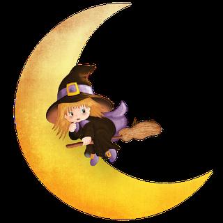 Brujita y Luna A7f0