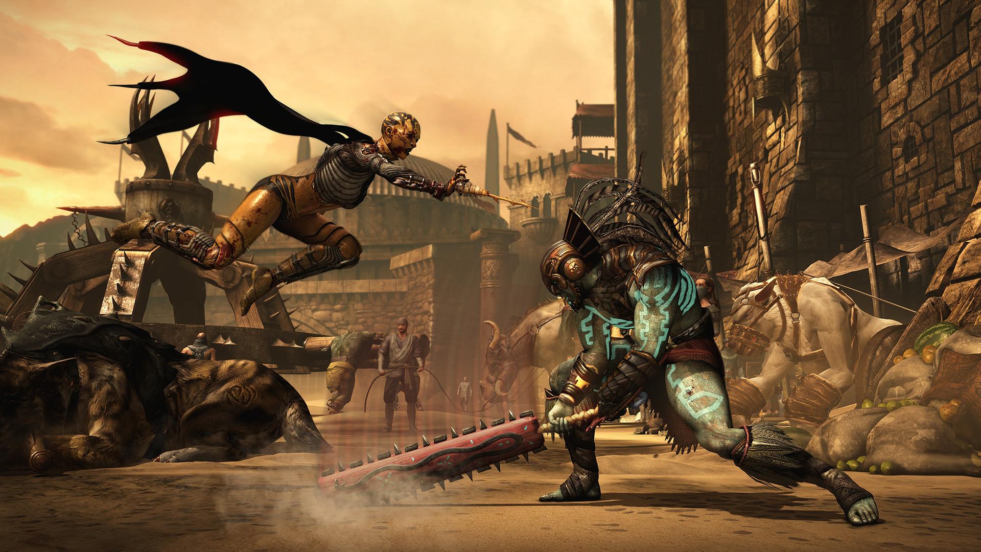 Primeras imágenes oficiales de Mortal Kombat X B9l9