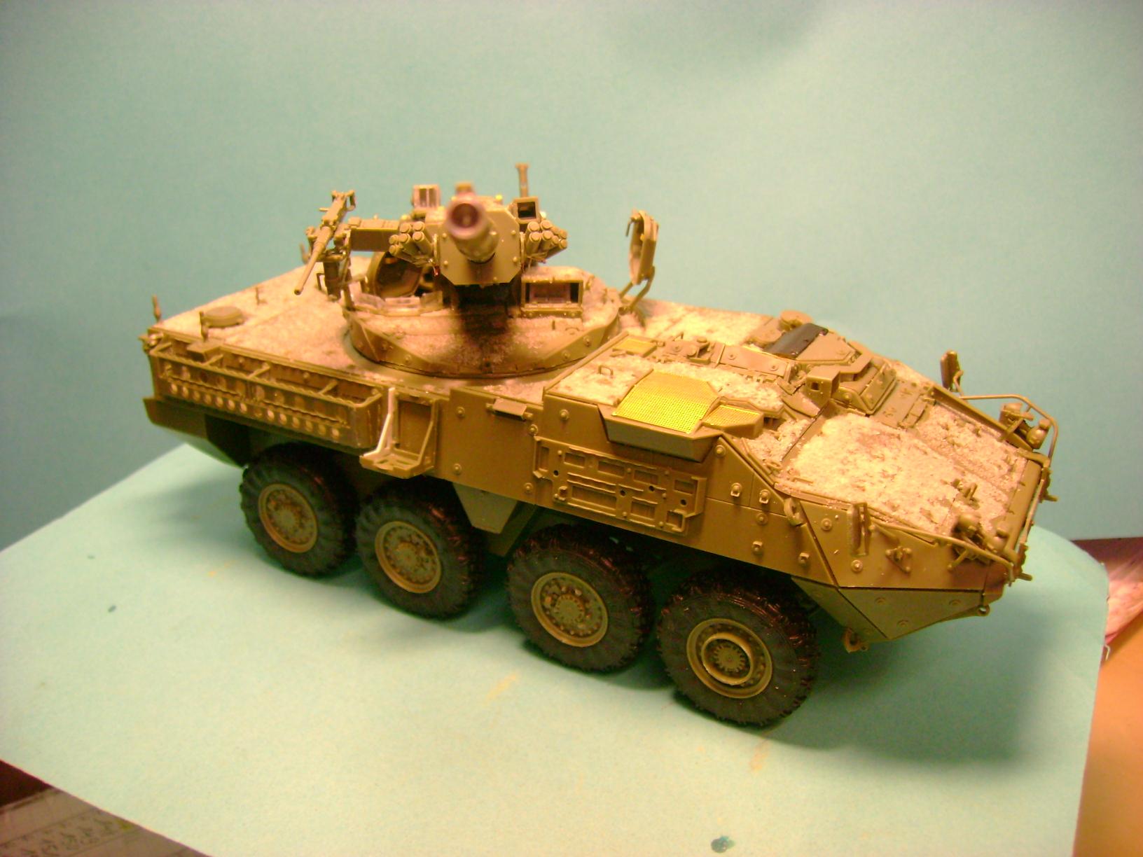 Stryker M1128 MGS Terminé.... - Page 2 Dsc00578j