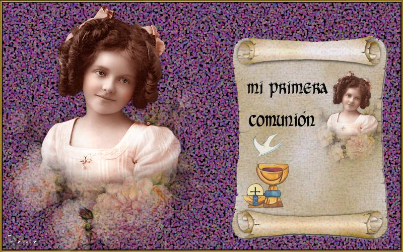 TARJETAS PRIMERA COMUNIÓN - Página 2 Comunion