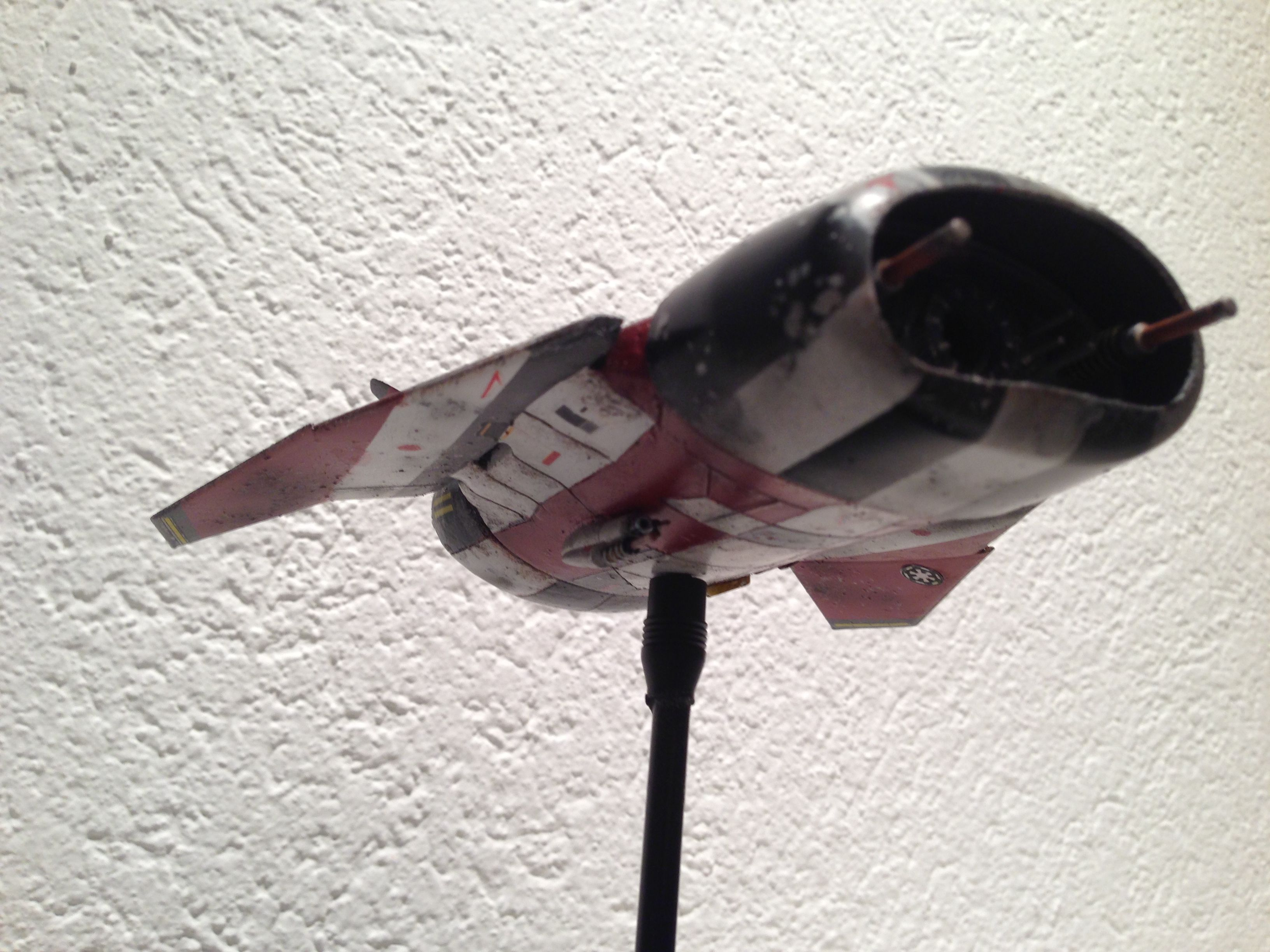 1/72 STar Wars Howlfighter Img2345xi