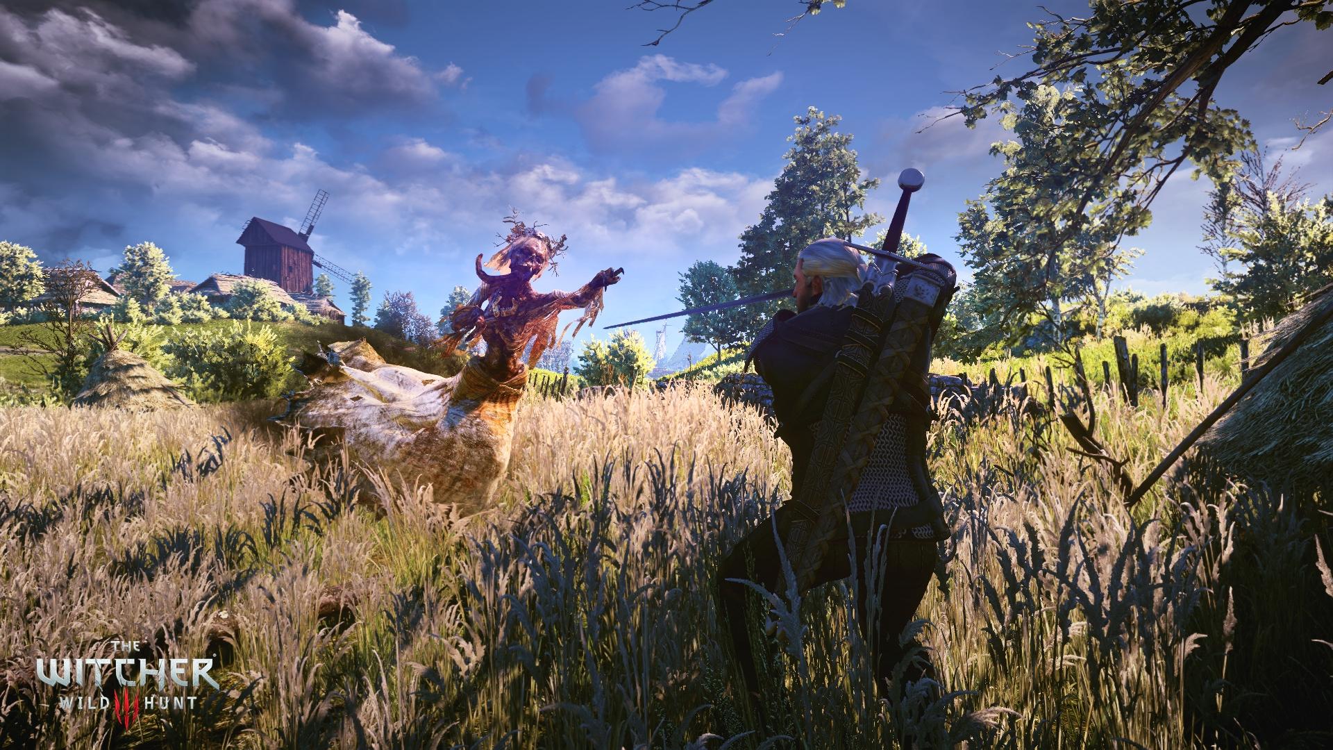 [E3 14] Grandes noticias sobre The Witcher 3 392t