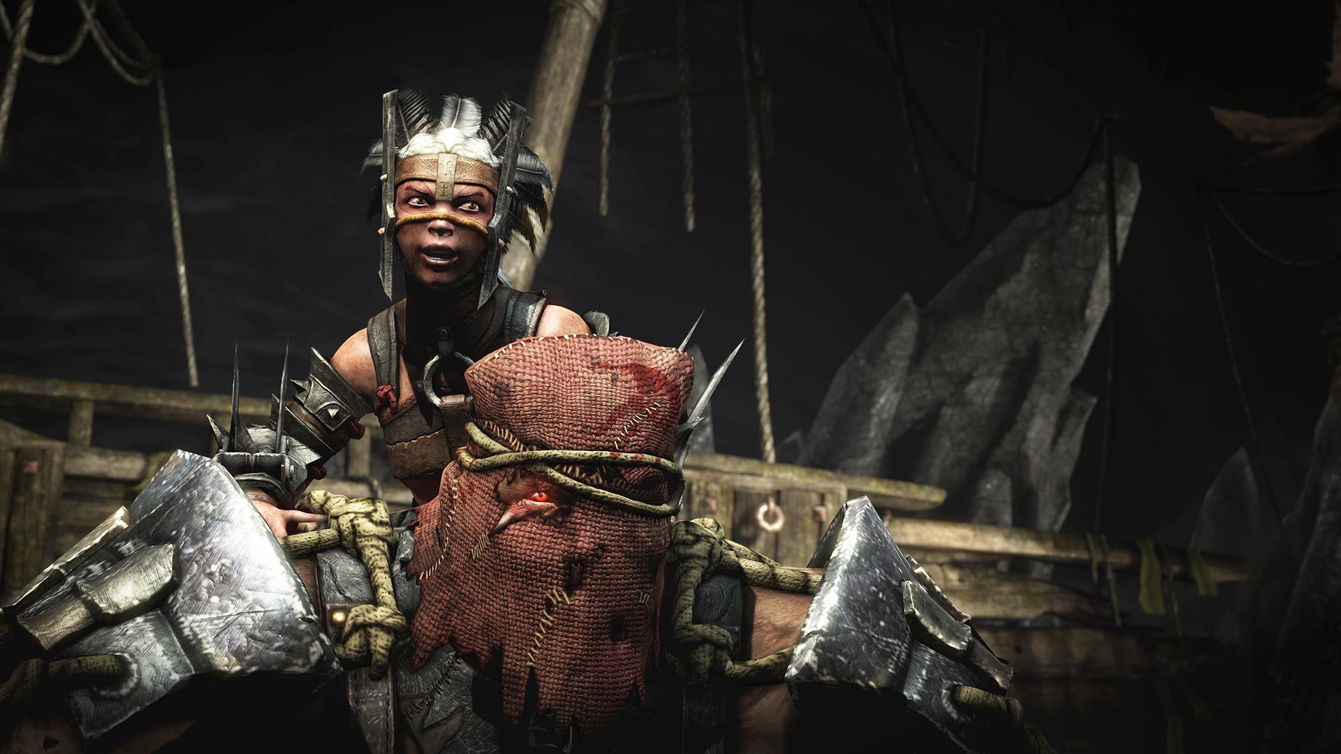 Primeras imágenes oficiales de Mortal Kombat X 8j5y