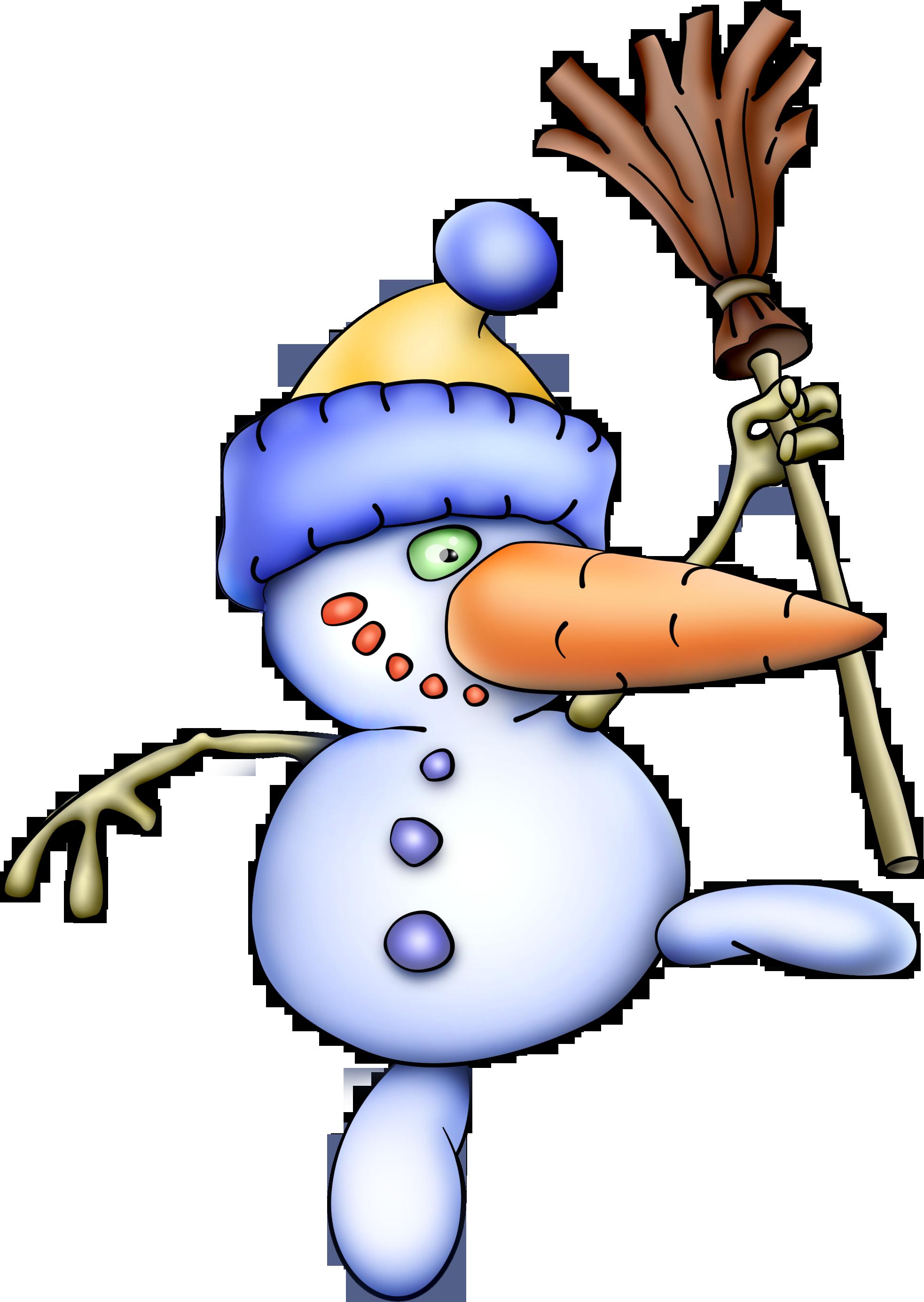 Muñeco de Nieve Pat116