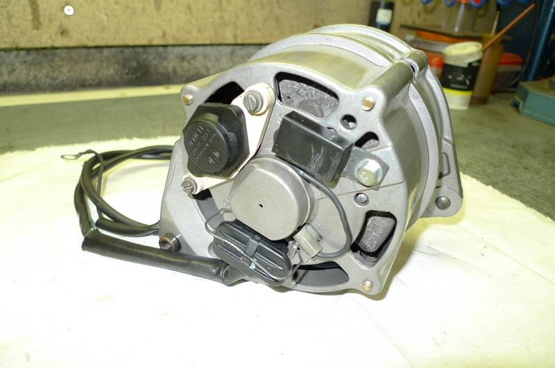 Reconversion de mon Escort MK3 Ghia en Escort RS 1600i - Page 5 P1040994