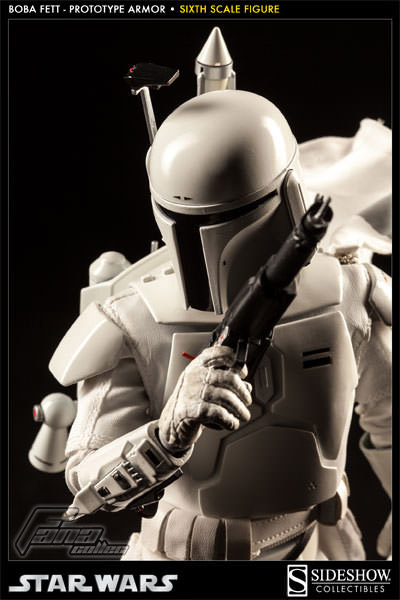 EPV : L'EMPIRE CONTRE-ATTAQUE - BOBA FETT PROTOTYPE ARMOR G1sl