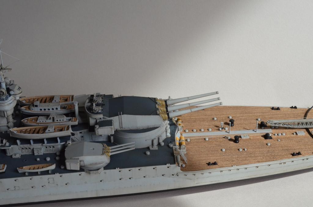 RN ROMA au 1/350 avec Kit Flyhawk. 2co2