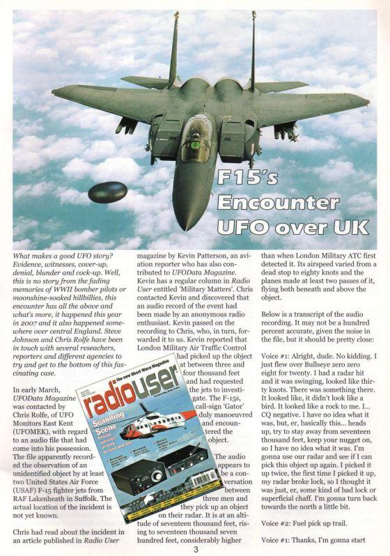 "Magazine Anglais ""UFOData"" collection complète Zy4f5a4e2c"