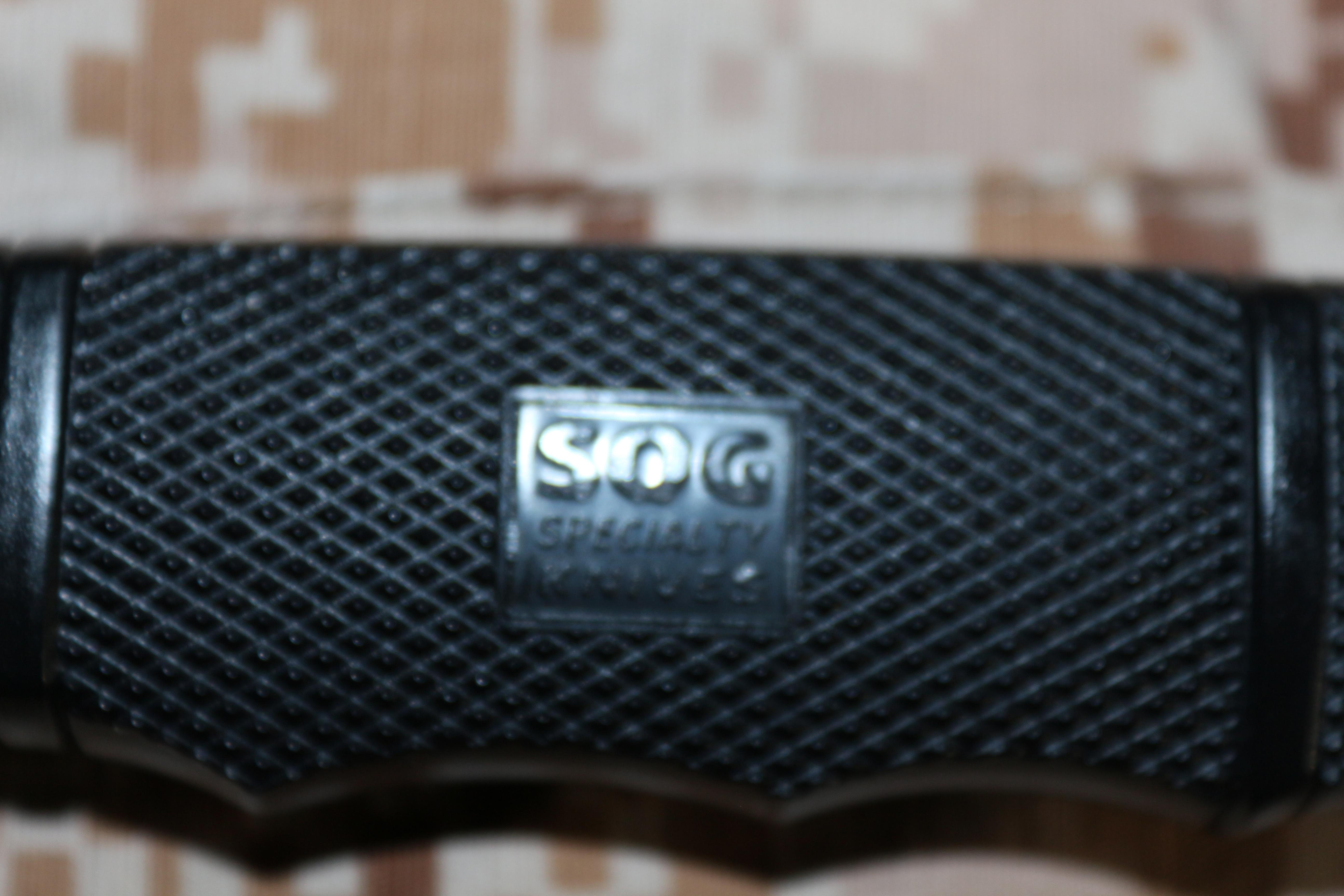 Review cuchillo sog seal (dummy) Bg2w