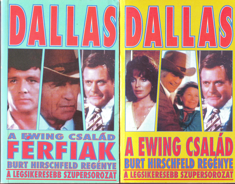 DALLAS, mon univers impitoyable ! - Page 2 Dallaslivrehongrois1