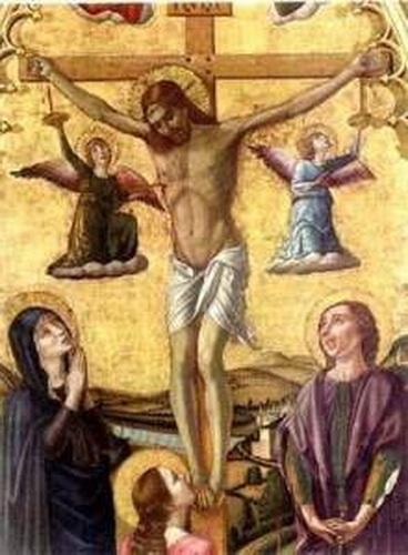 Crucifixión / Virgen de la Piedad (R.M. SXVII-0199) Preciosasangre