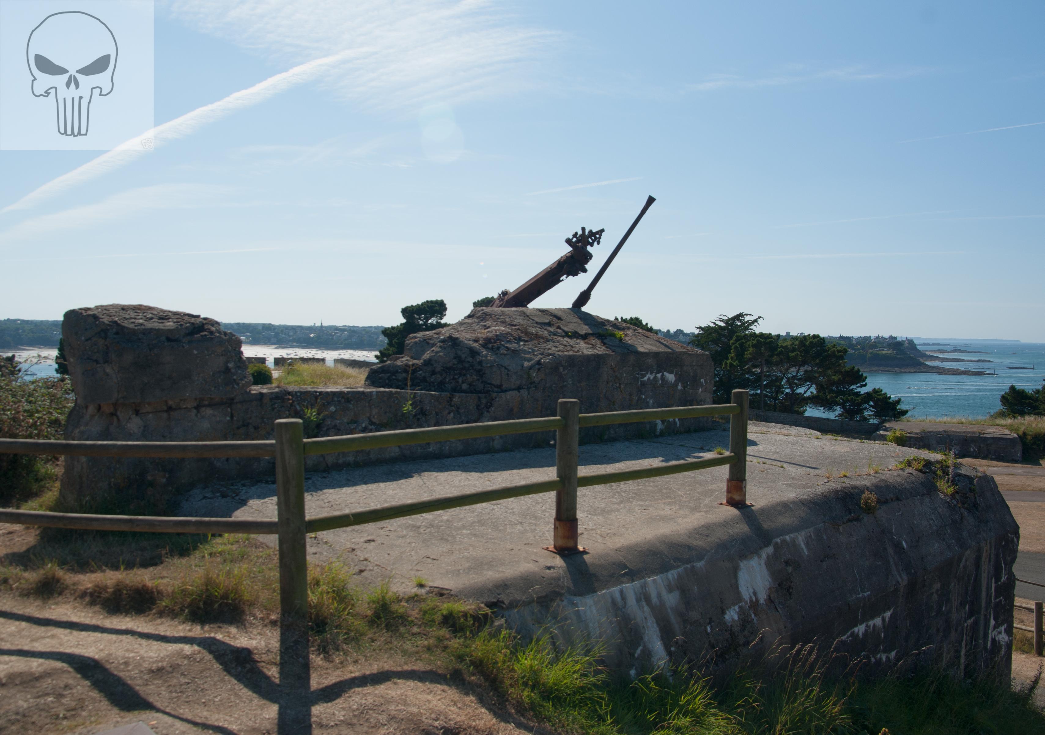 Mémorial 39-45 de Saint-Malo Tizx