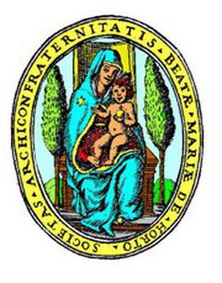 Virgen del Huerto / Salvator Mundi SXVIII Archicofraternit