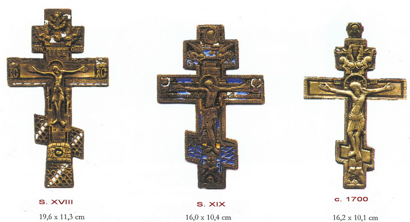 Cruz ortodoxa - 1 Crucesortodoxasxviiixix