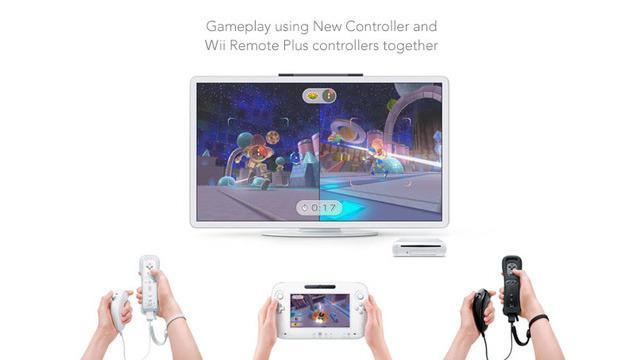 Nintendo - WII U Wiiuuses051