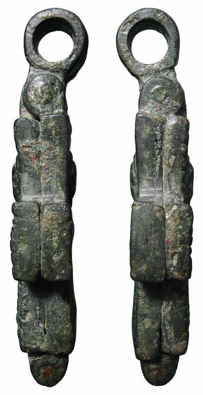 Enkolpio bizantino pectoral - CC(050) Cc050b