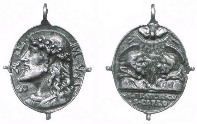 Recopilación medallas con el Rostro de Cristo ( Salvator Mvndi II) Apfg
