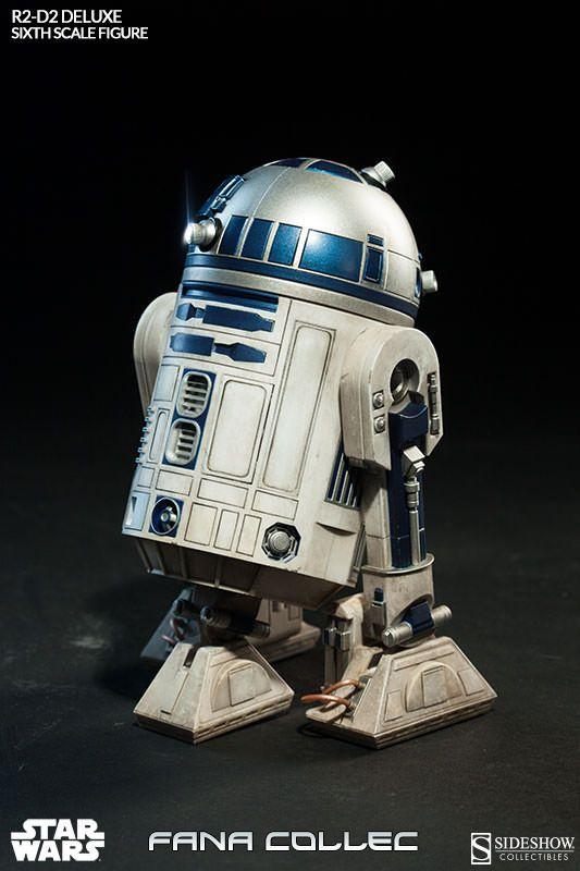 STAR WARS - R2-D2 deluxe 74v1e