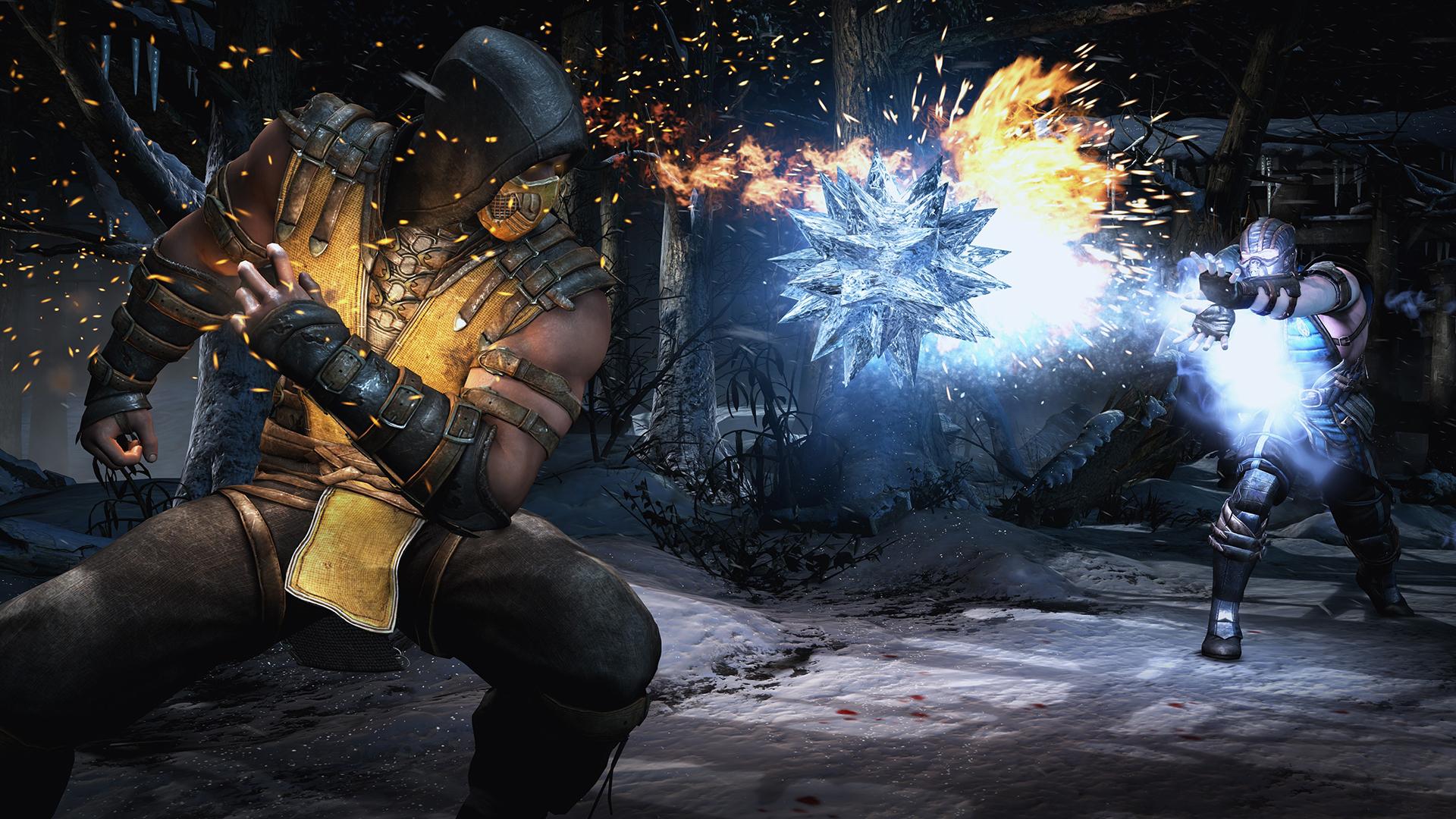 Primeras imágenes oficiales de Mortal Kombat X 1yhy4