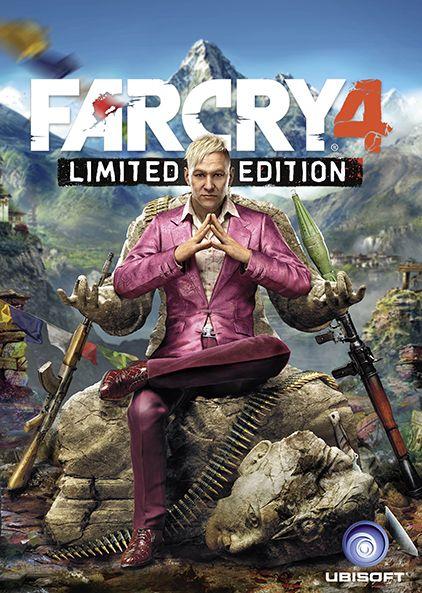 Far Cry 4 anunciado Y9edb