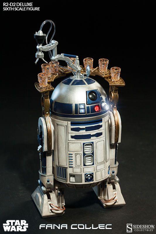 STAR WARS - R2-D2 deluxe Sjlw