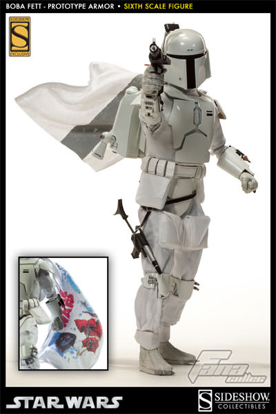 EPV : L'EMPIRE CONTRE-ATTAQUE - BOBA FETT PROTOTYPE ARMOR Xxbj