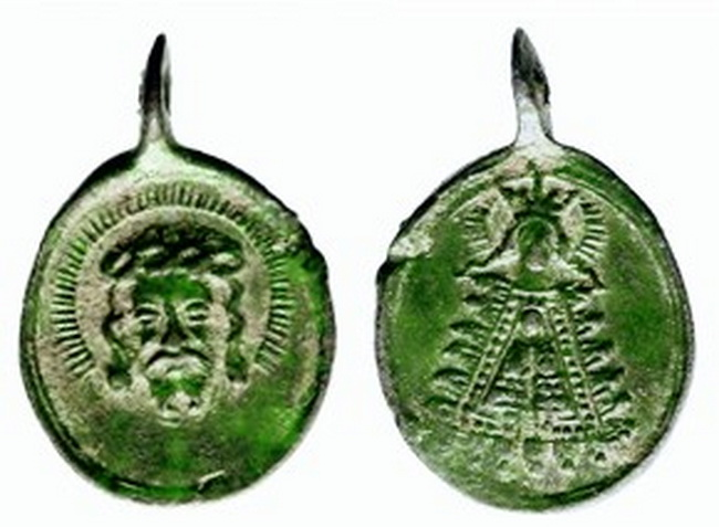 Recopilación medallas con el Rostro de Cristo ( Salvator Mvndi II) 5ynk